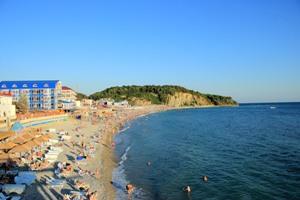Только солнце, море и пляж...